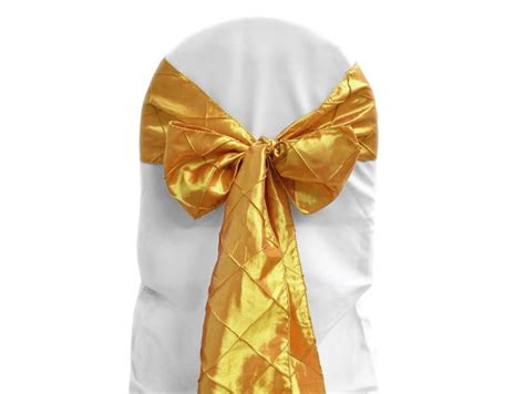 manufacturer gold chair sashes gold chair sashes