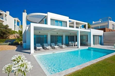villas de luxe 224 vendre en portugal algarve le triangle d or