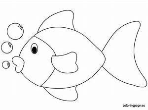 related coloring pagesgoldfishfish coloring pagetropical With fish mouth template