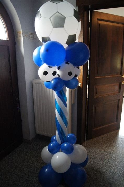 Best Balloons Sports Theme Images On Pinterest