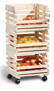 Caisse A Roulette : caisses en bois massif sur roulettes ~ Teatrodelosmanantiales.com Idées de Décoration