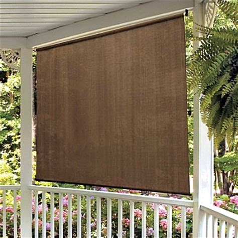roll up patio sun screens roll up solar shades stay in the shade
