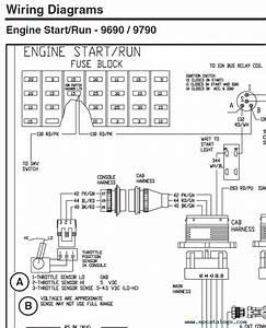 Challenger Combine 660 670 Workshop Repair Manual