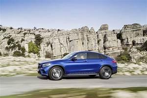 Official 2017 Mercedes Benz GLC Coupe GTspirit