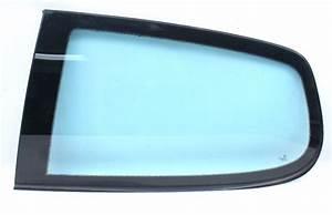Lh Rear Quarter Window Side Back Glass 06