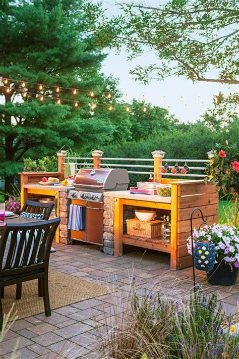 1001+ Ideen Für Outdoor Küche  Einrichtung Und Gestaltung