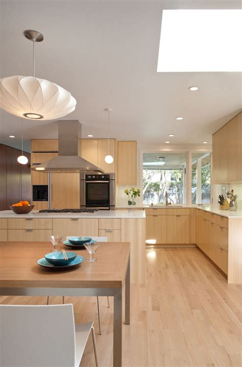 ceiling fan kitchen island gorgeous sugatsune method san francisco modern kitchen 8075