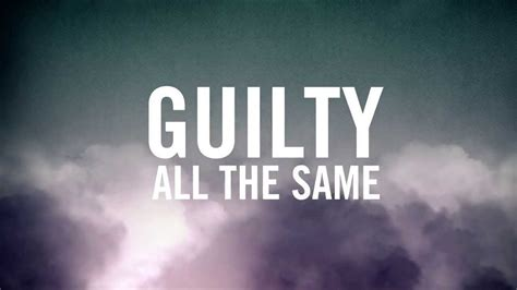 Guilty All The Same (official Lyric Video)  Linkin Park (feat Rakim) Youtube
