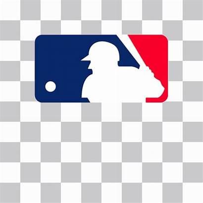 League Baseball Sticker Major Loghi Logotipos Marcas