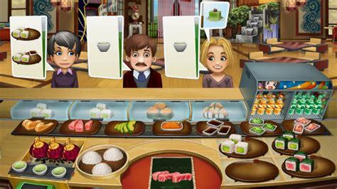 jeux de cuisine sushi le jeu de cuisine cooking fever débarque sur le windows