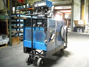Reconditioned Miller Dimension 400 Mig Package Free
