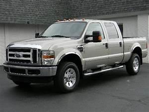 Buy Used 2008 Ford F250 Super Duty Crew Cabxlt 4x4