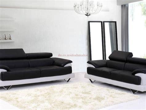 Black White Sofa Set by Top 30 Of Black And White Sofas