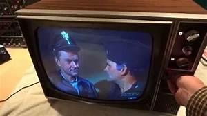 Tv Review  A 1968 Admiral 19 U0026quot  Color Television