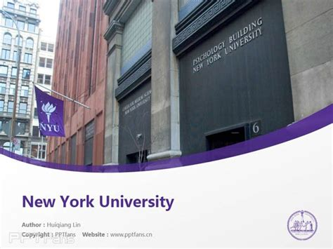 Nyu Powerpoint Template by Nyu Powerpoint Template New York Powerpoint