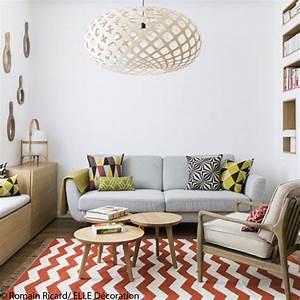 Aménagement D Un Salon : visite en 3d d 39 un appartement malin de 40 m elle d coration ~ Zukunftsfamilie.com Idées de Décoration