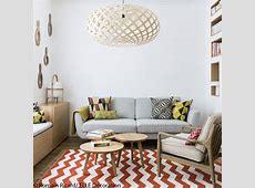Visite en 3D d'un appartement malin de 40 m² Elle Décoration