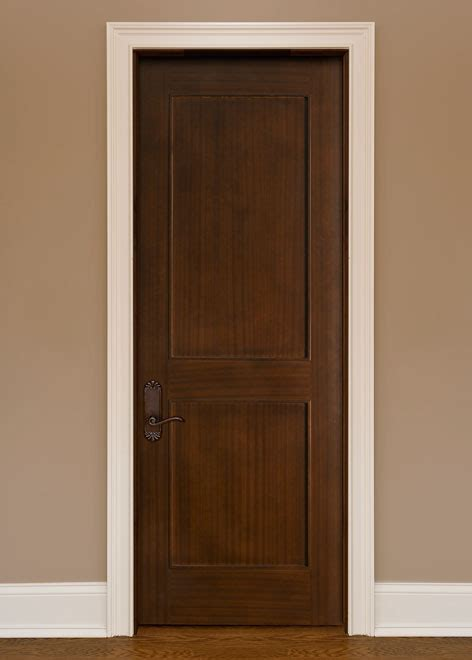 Custom Solid Wood Interior Doors  By Doors For Builders
