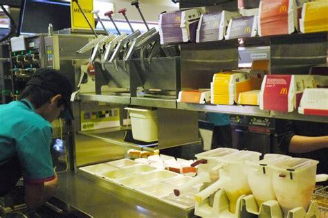 assemble kitchen mcdonalds open doors kitchen tours is back a juggling