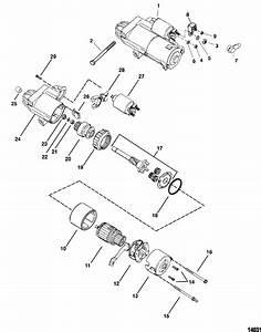 Starter Motor Delco