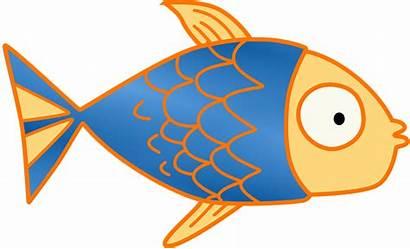 Fish Cartoon Clipart Transparent Background Pink Clip