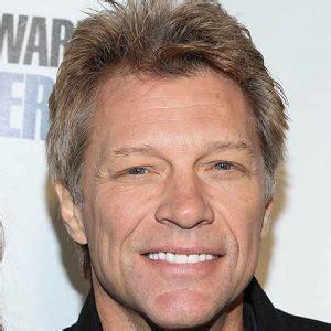 Jon Bon Jovi Biography Affair Married Wife Ethnicity