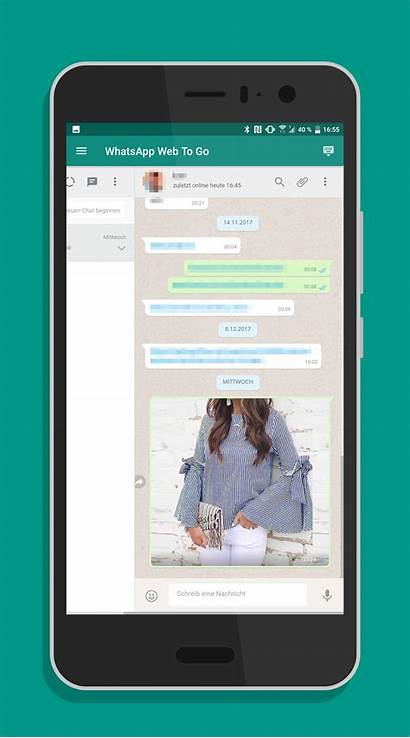 Whatsapp Client Web Mobile Ads Android App