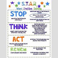 Star Word Problem Solving By Splendid Second Grade Superstar Tpt