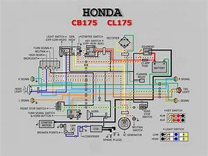 Honda Motorcycle Wiring Diagram