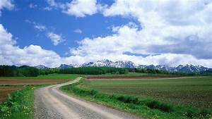 Road, Landscape, Clouds, Wallpapers, Hd, Desktop, And, Mobile, Backgrounds