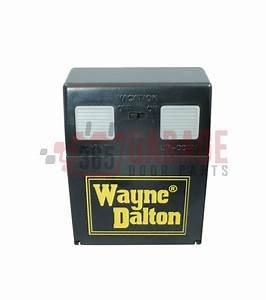 Wayne Dalton 297136 Wireless Wall Control 303mhz Garage