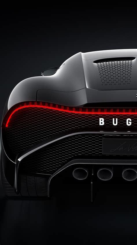 La voiture noire is a tribute to bugatti's own history, a manifesto of the bugatti aesthetic and a piece of automotive haute couture. Wallpaper Bugatti La Voiture Noire, Geneva Motor Show 2019 ...