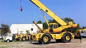 1973 Grove Rt-75s Crane For Sale By Big Iron  Inc