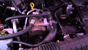 2006 Ford Ranger 2 3l Duratec Engine Problem Noise  Broken