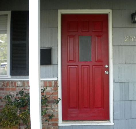 New Exterior Door  Marceladickcom