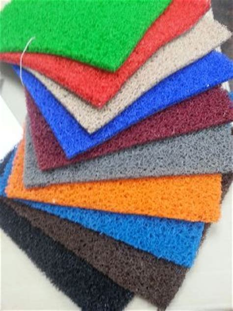 Mat Manufacturers - pvc cushion mat manufacturers suppliers exporters in
