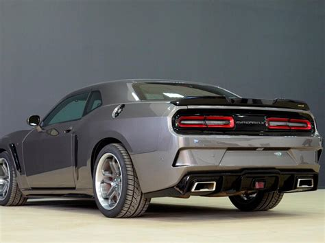 dodge challenger wide body kit scl performance royal