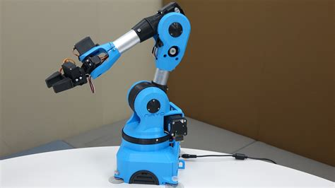 niryo   open source  axis robotic arm