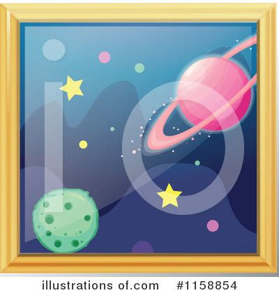 Outer Space Border Clip Art Free