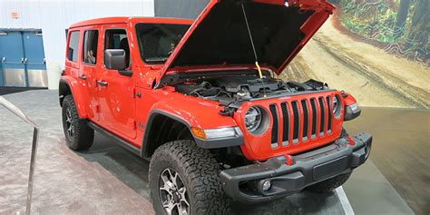 jeep wrangler  high mpg diesel engine option