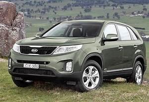 Kia Sorento Si Manual Diesel 4wd 2014 Review