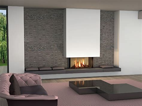 modern fireplaces modern fireplace on the wall livinator