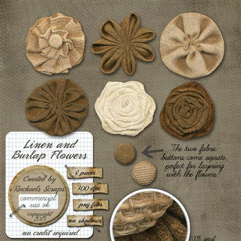 Burlap Flower Template by 192 Best Images About Paper Flowers On Tissue