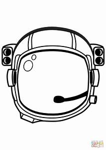 Astronaut Mask Printable - Pics about space