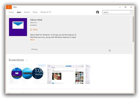 Yahoo Mail App for Windows 10 Now Available for Download