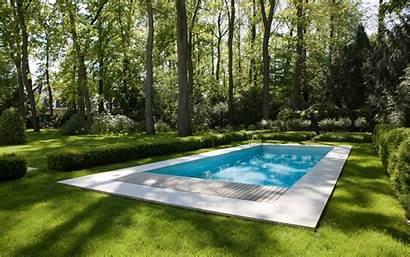 Pool Whirlpool Gartenpool Klafs Pools Mit Ssf