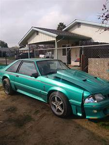 91 mustang foxbody part out for Sale in Fresno, CA - OfferUp