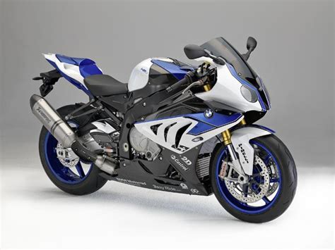 Bmw Hp4 Is The Fastest Production Motorcycle In The World
