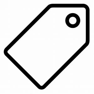 Price Tag Icon - Free PNG and SVG Download