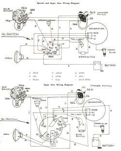 1956 Indian Royal Enfield Wiring Diagram by Dan S Motorcycle Quot Various Wiring Systems And Diagrams Quot